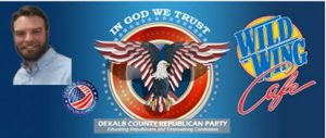 DeKalb GOP Breakfast @ Wild Wing Cafe | Dunwoody | Georgia | United States